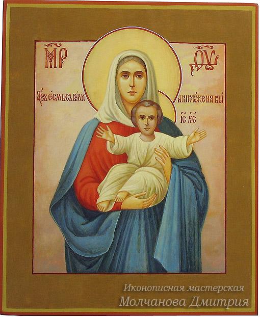 фото леушинской божьей матери